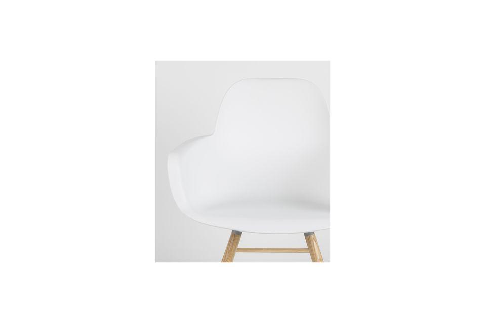 Albert Kuip Sessel Weiß - 7