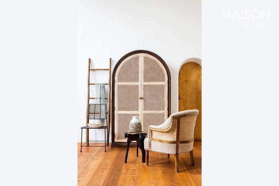 Eine nützliche, elegante und dekorative Leiter