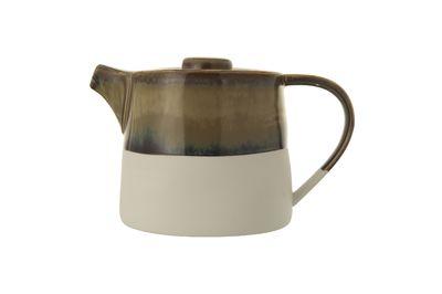 Bunte Teekanne Bruyère