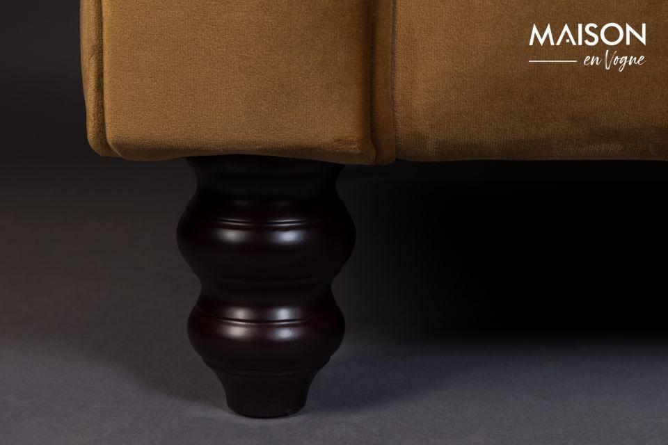 Ein klassisches und elegantes Sofa