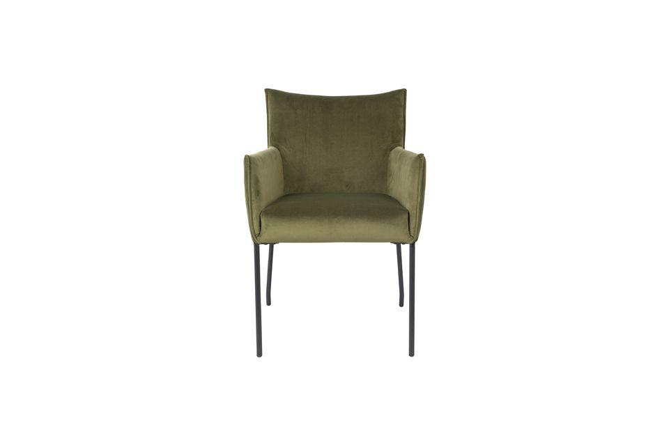 Hätte der White Label-Designer den Sessel sonst anders gestaltet? Außerdem