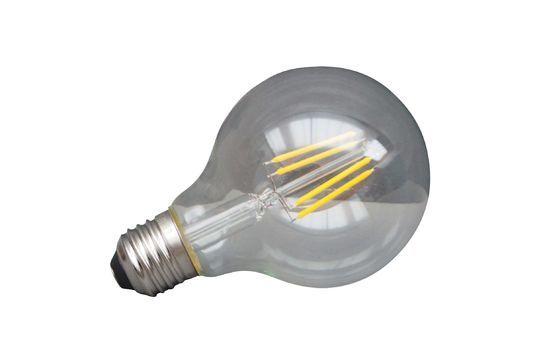 E27 LED Glühbirne transparent ohne jede Grenze