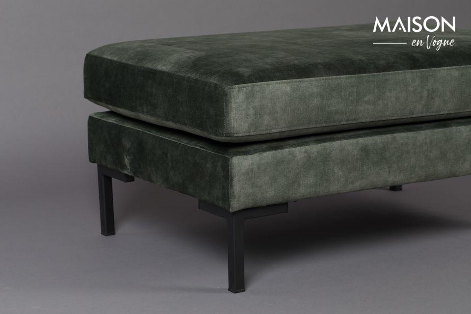 Sie können ihn allein verwenden oder mit dem passenden 3-Sitzer-Sofa und Sessel zu einem