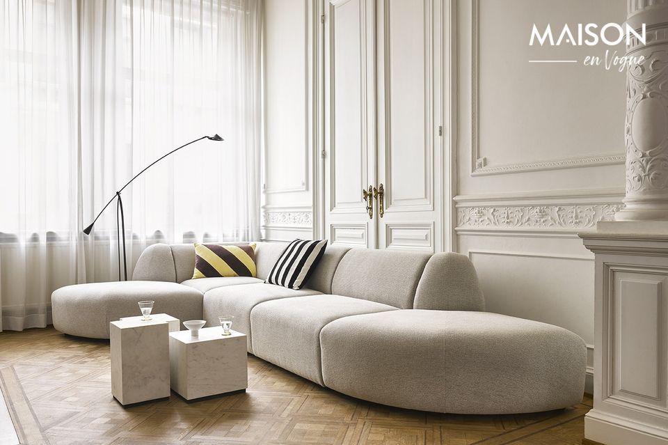 Als Neuheit im Jax-Sortiment lässt sich diese Fußstütze perfekt mit dem passenden Sofa