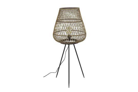 Geflochtene Bambus Lampe Tao