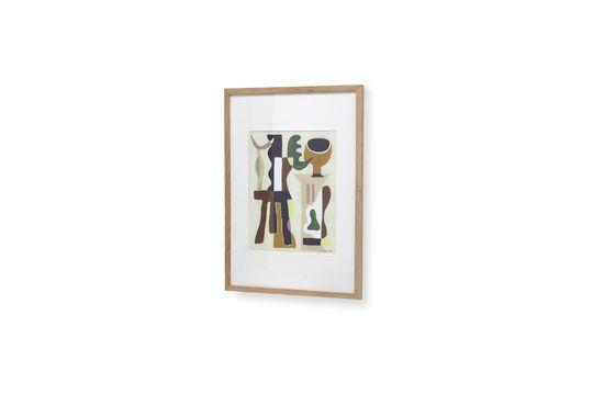 Gemälde des Künstlers Garance Valleé ohne jede Grenze