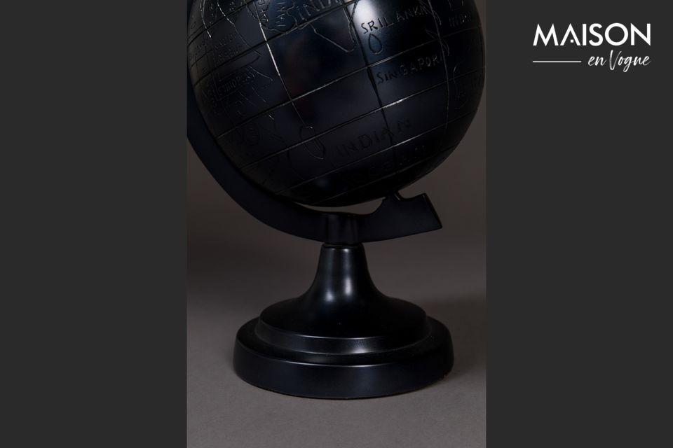 Der Miles-Globus von Dutchbone bietet Ihnen die Möglichkeit