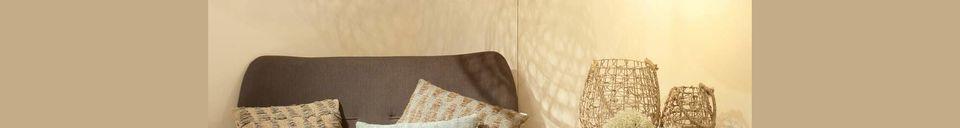 Materialbeschreibung Hängelampe Laeso