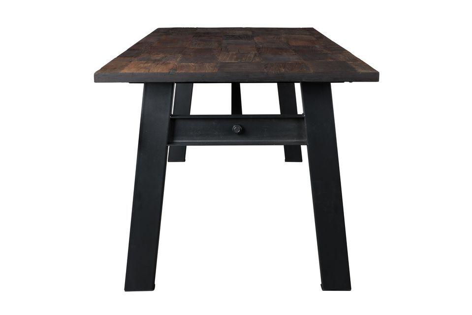 Holztisch Crude - 8