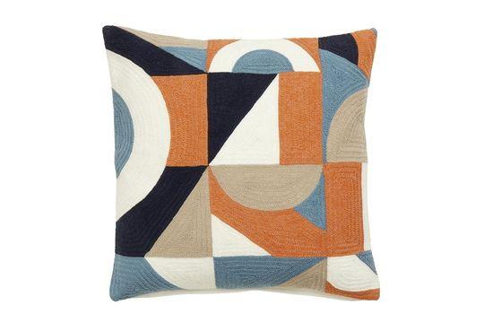 Kissenbezug aus Baumwolle Geometrique