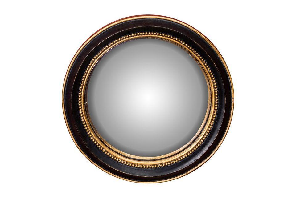 Chehoma\'s Brassy Konvexspiegel bietet Ihnen die Möglichkeit