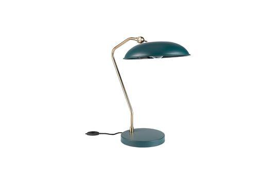 Liam blaue Schreibtischlampe ohne jede Grenze