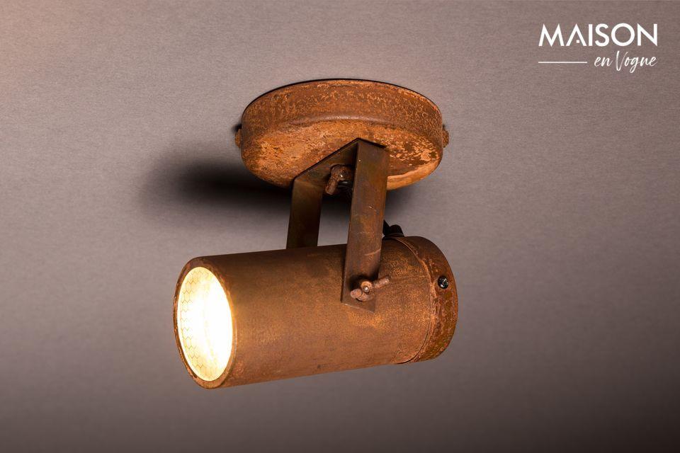 Lichtspot Scope mit Rost-Finish Dutch Bone