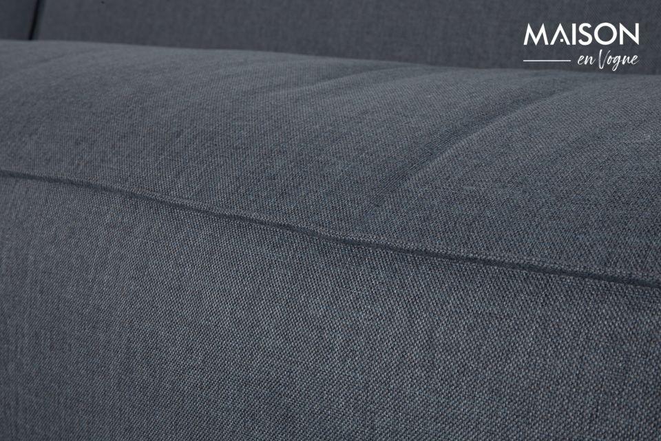 Der optimale Komfort eines gemütlichen Sofas mit zeitgenössischem Design