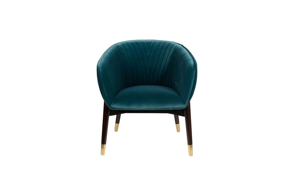 Lounge-Sessel Dolly blau - 9