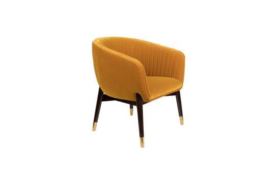 Lounge-Sessel Dolly ocker