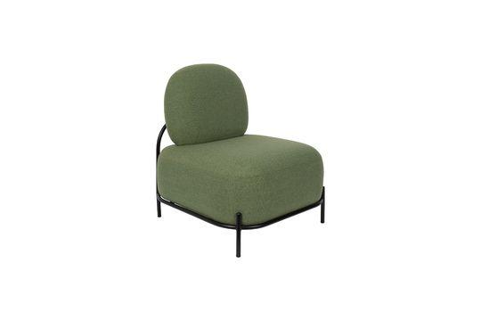 Lounge-Sessel Polly grün