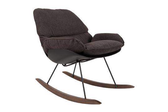 Lounge-Sessel Rocky dunkel