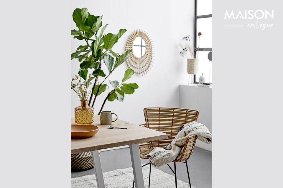 Verleihen Sie Ihrer Einrichtung einen Hauch von skandinavischem Design mit dem natürlichen