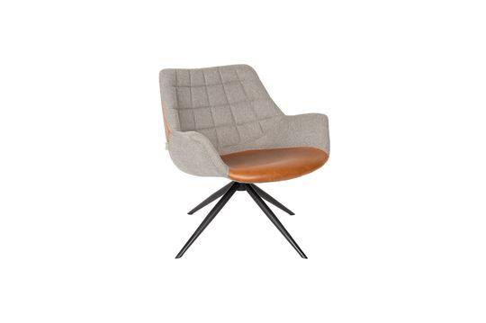 Lounge Stuhl Doulton Vintage braun