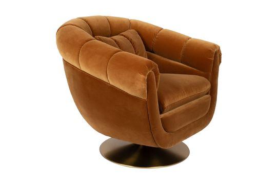 Lounge Stuhl Member whiskyfarben
