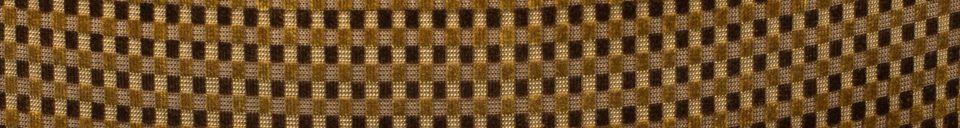 Materialbeschreibung Madisson Loungesessel whiskyfarben