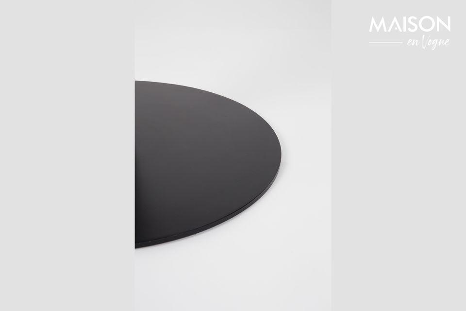 Marble King Tisch 90' schwarz - 6