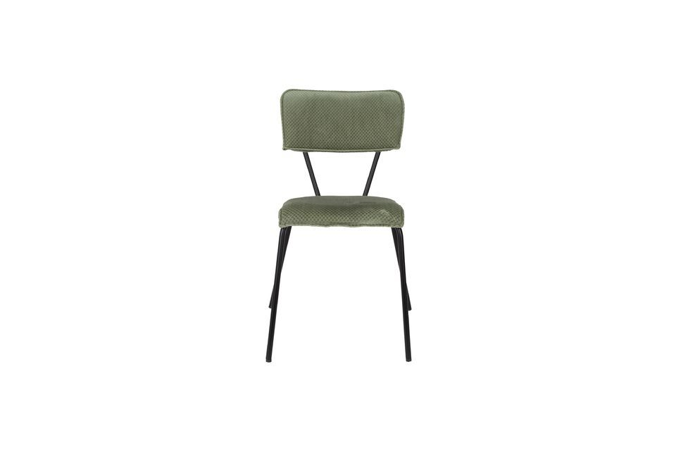 Melonie grüner Stuhl - 8