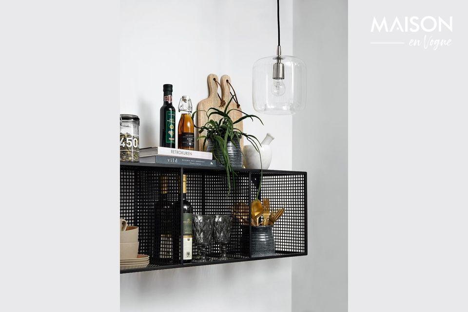 Ein eleganter Marmormörtel für die Küche