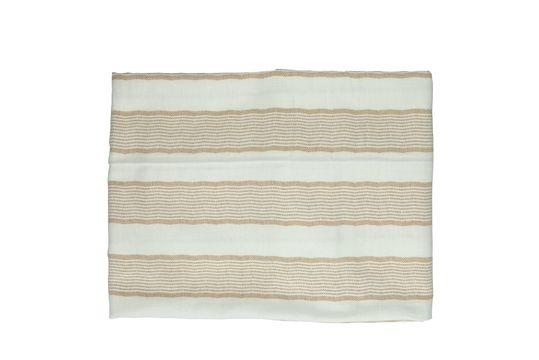 Rechteckige Baumwoll-Tischdecke Tizia ohne jede Grenze