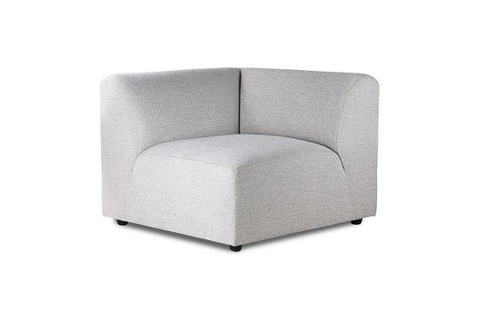 Rechtes Eckelement für ein Jax-Sofa