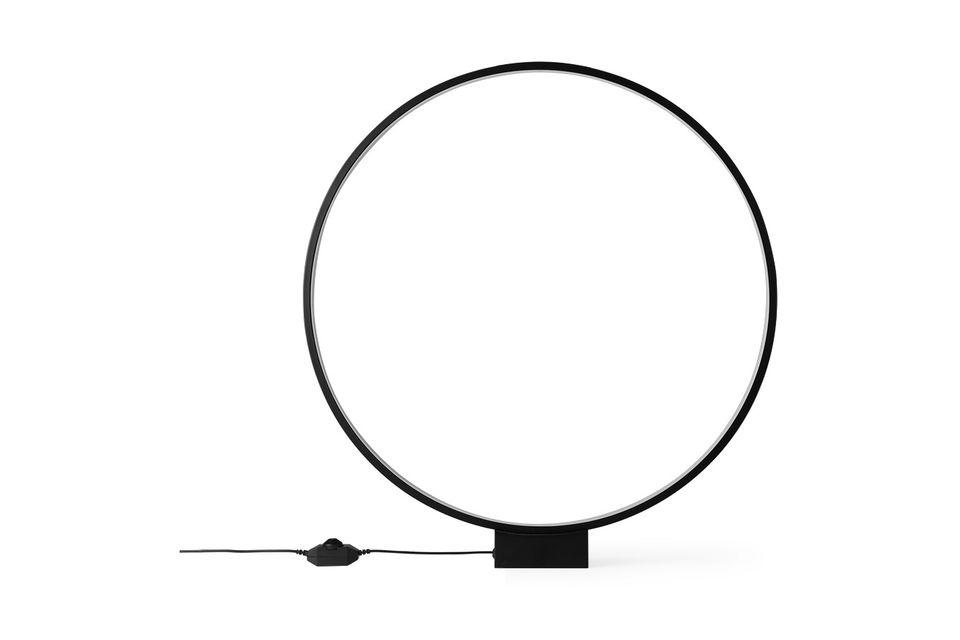 Runde Collat-Tischlampe HK Living