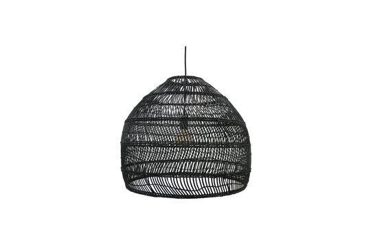Sancy schwarze Korb-Hängelampe Größe M ohne jede Grenze