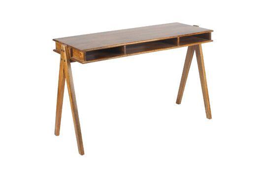 Schreibtisch Tania mit 3 Abteilen