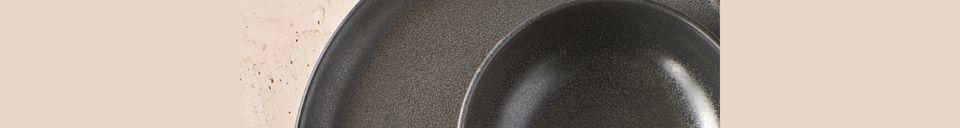Materialbeschreibung Schüssel aus Granit Mirha
