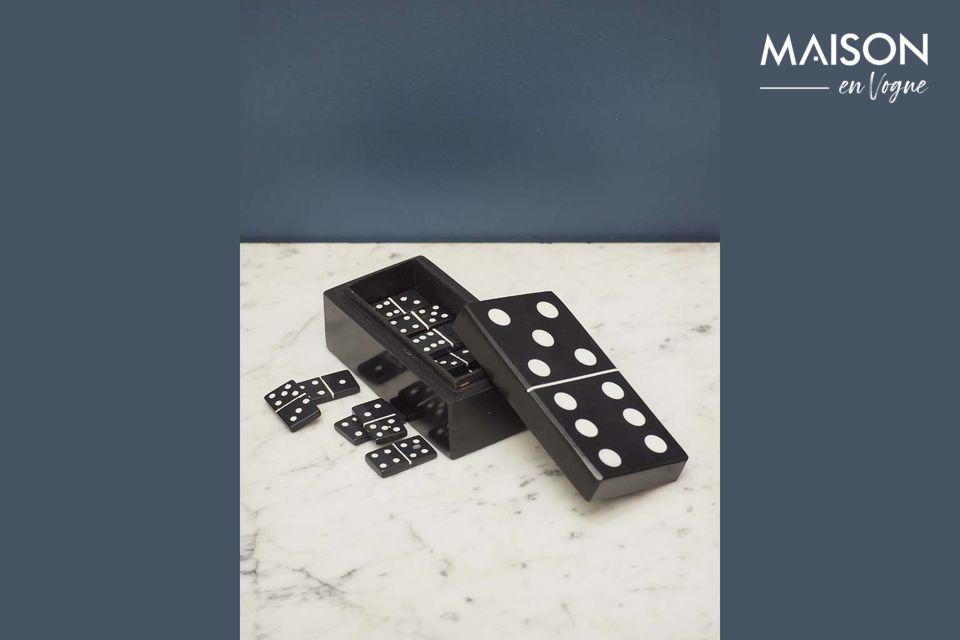 Die Domino-Box, einfach und originell zugleich
