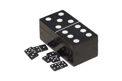 Schwarze Dominobox Payns