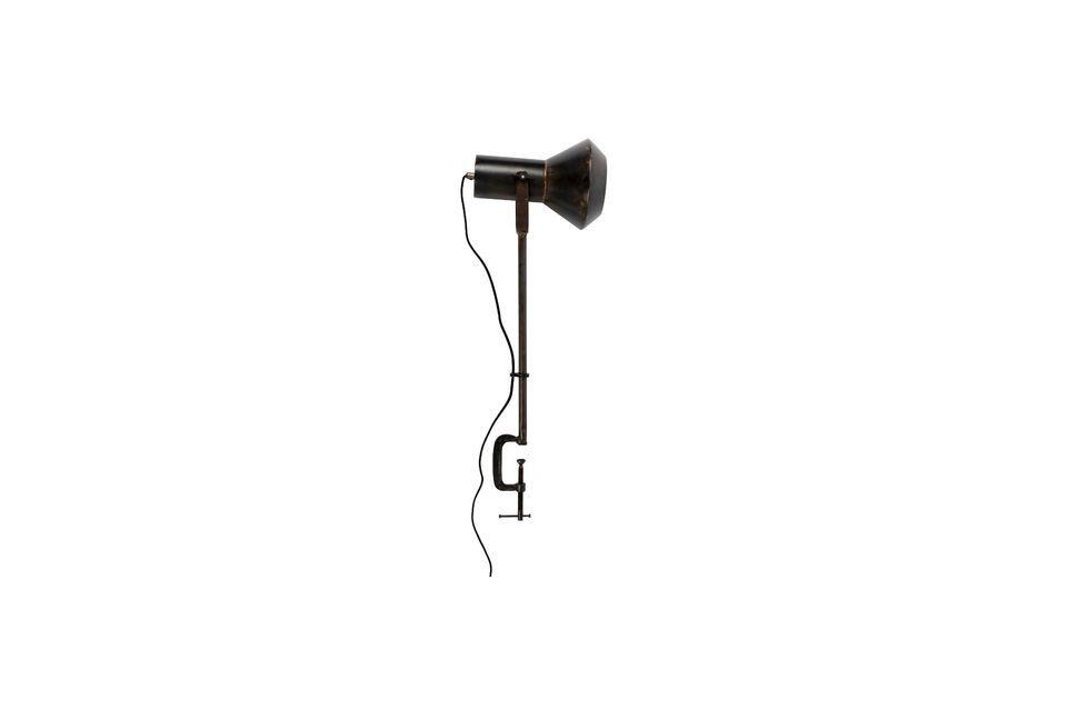 Schwarze Tischlampe Vox - 6