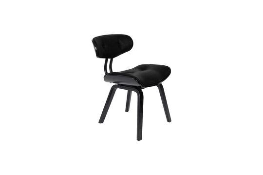 Schwarzer Stuhl Blackwood ohne jede Grenze