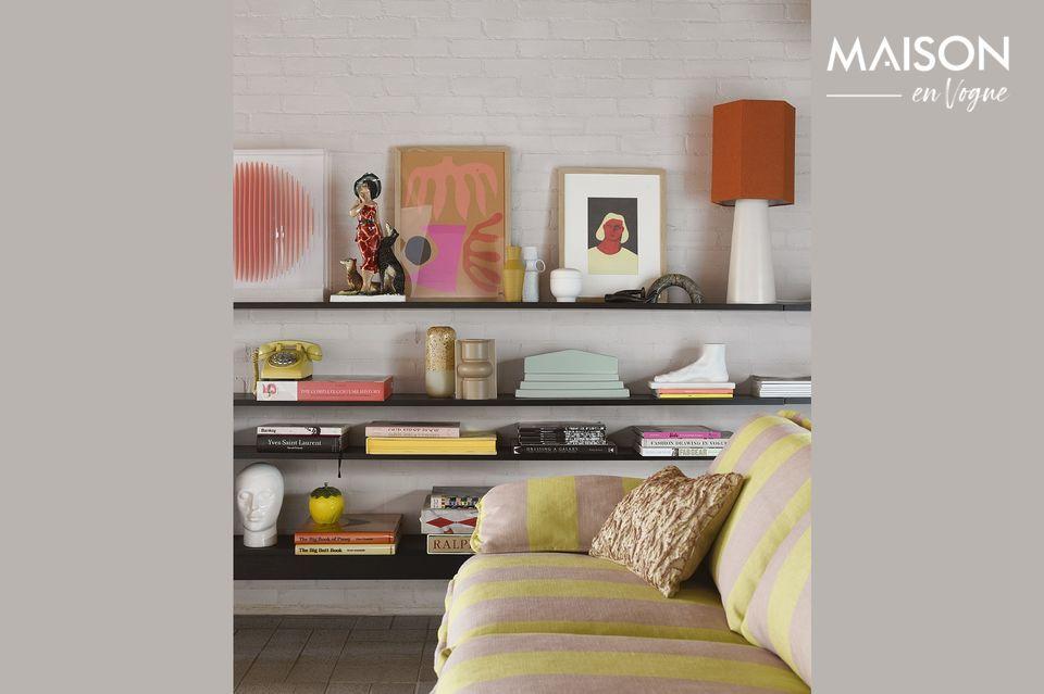 Dieses moderne Stück wird Ihr Zuhause in einem eleganten und zeitgenössischen Design erhellen