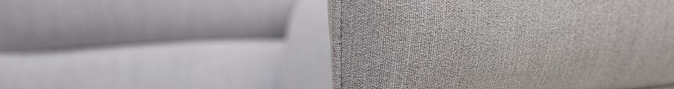 Materialbeschreibung Sessel Ellen grau