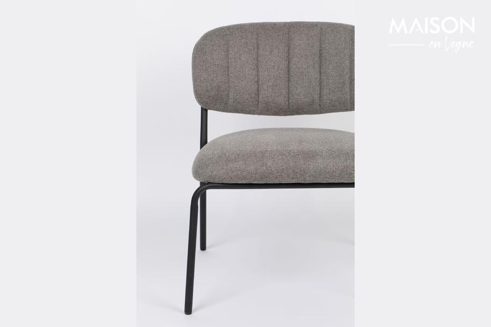 Ein bequemer und eleganter Stuhl