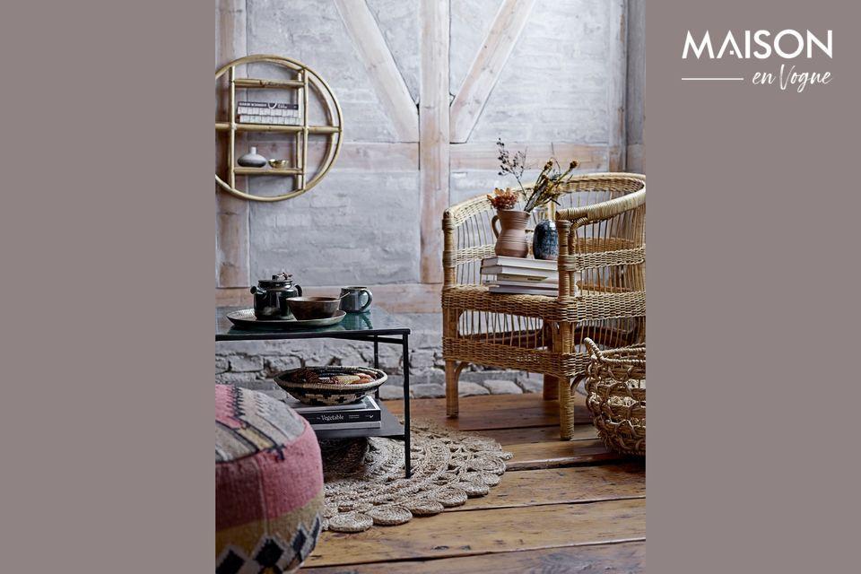 Ein elegantes Regal für Ihr Interieur
