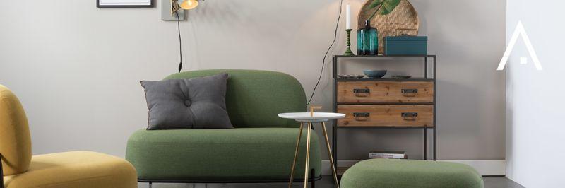 Sofas und Sessel White Label