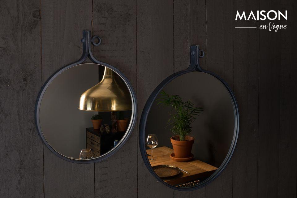 Der Spiegel Attractif \'24 von Dutchbone bietet Ihnen die Möglichkeit