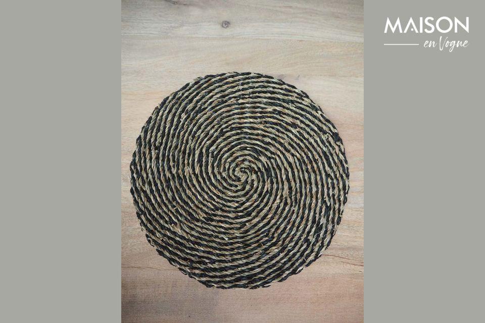 Spiralförmige Tischunterlage Laveyron Chehoma