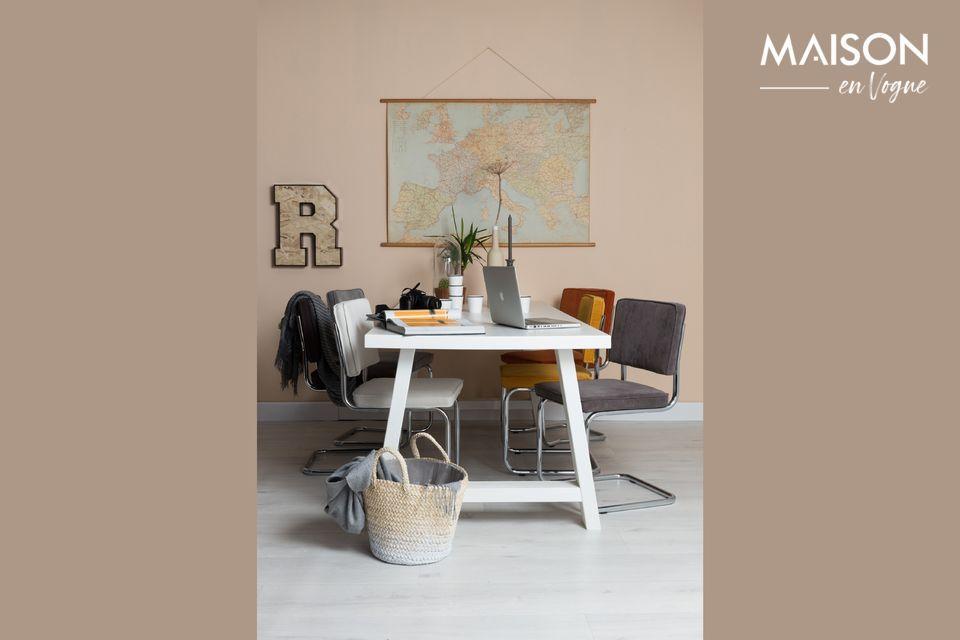Ein modularer Stuhl mit einem innovativen Design