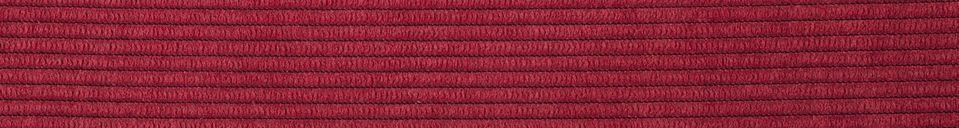Materialbeschreibung Stuhl Ridge Rib rot