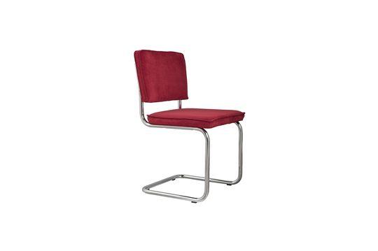 Stuhl Ridge Rib rot ohne jede Grenze