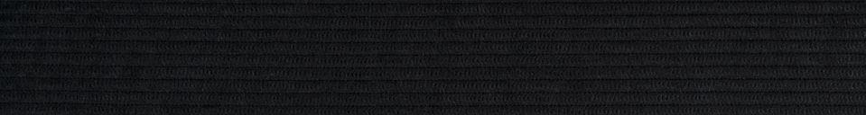 Materialbeschreibung Stuhl Ridge Rib schwarz